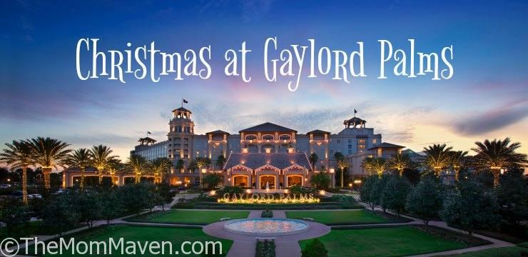 We thoroughly enjoyed our visit to Christmas at Gaylord Palms and we hope to make it an annual family tradition going forward. It is a great event for the entire family.