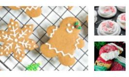 The Ultimate Christmas Cookie Recipes Round Up