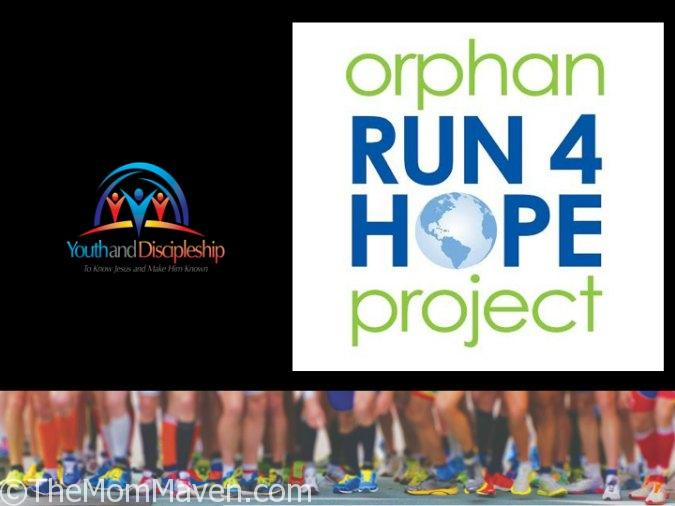 Your donation of $20 will feed an orphan for 1 month. Please support me as I complete the Orphan Run 4 Hope in Bradenton, Florida.