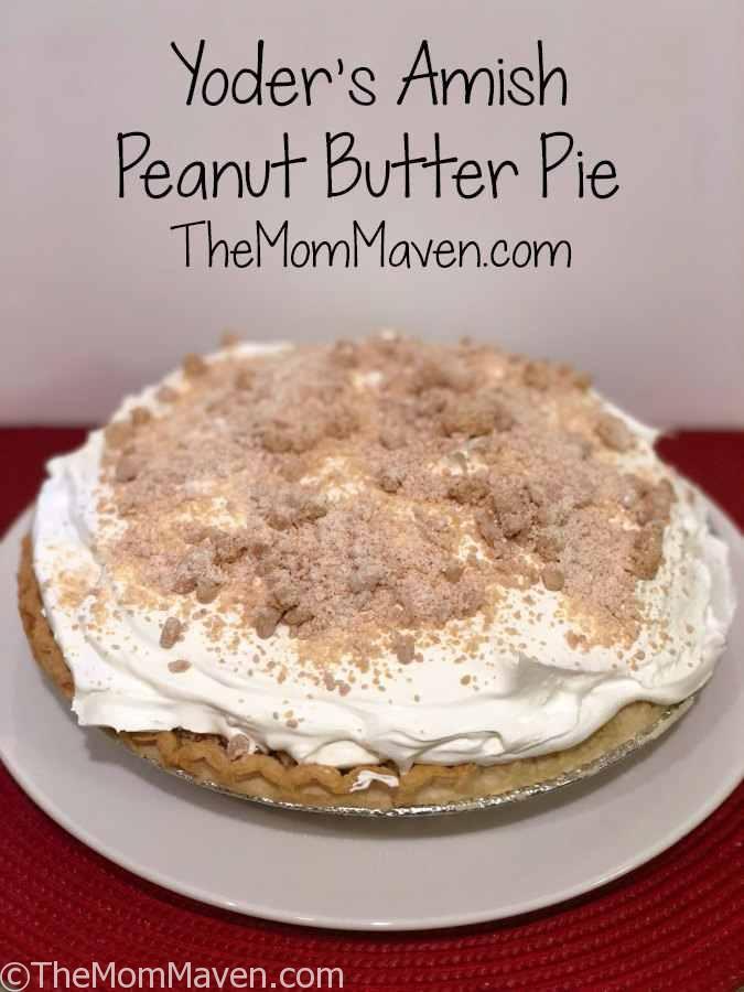 Peanut Butter Sponge Cake