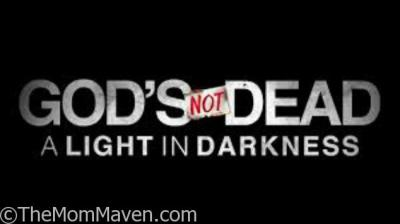 God's Not Dead: A Light in Darkness Opens March 30th