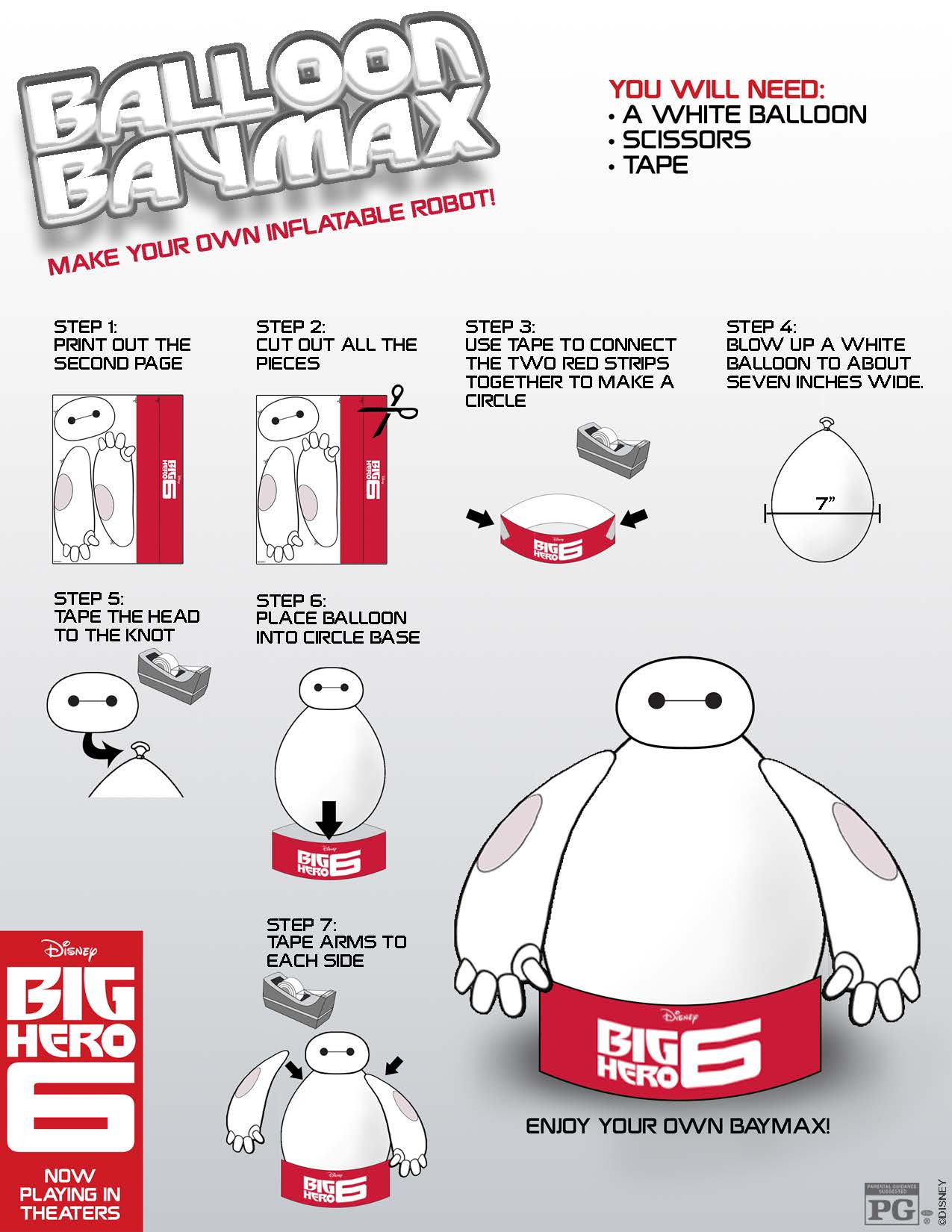 Big Hero Six The Mommy Avenger