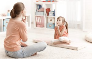 speech and language boost at the Mommy Center Orange County