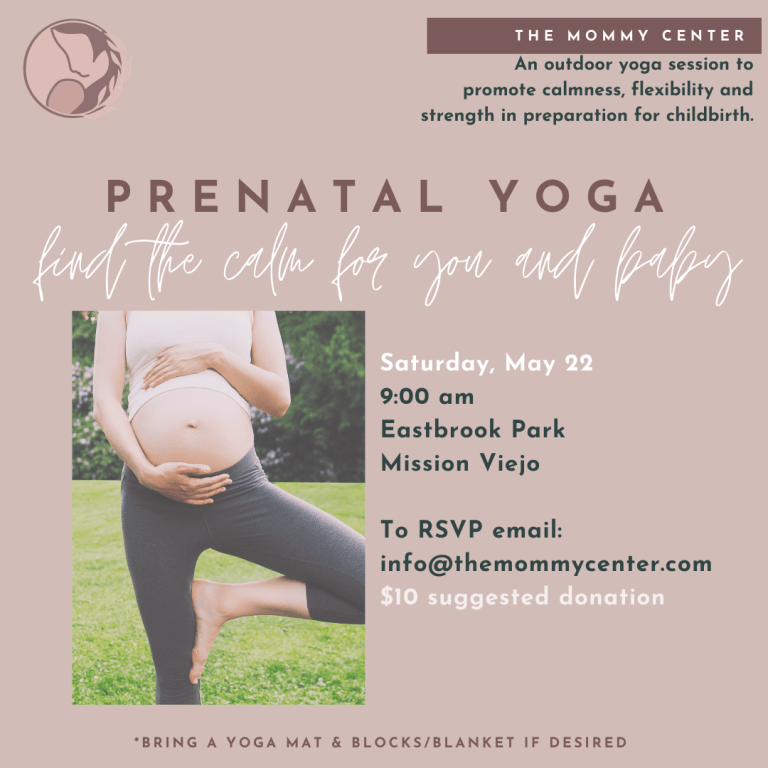 prenatal yoga classes in oc for pregnant mommies The Mommy Center