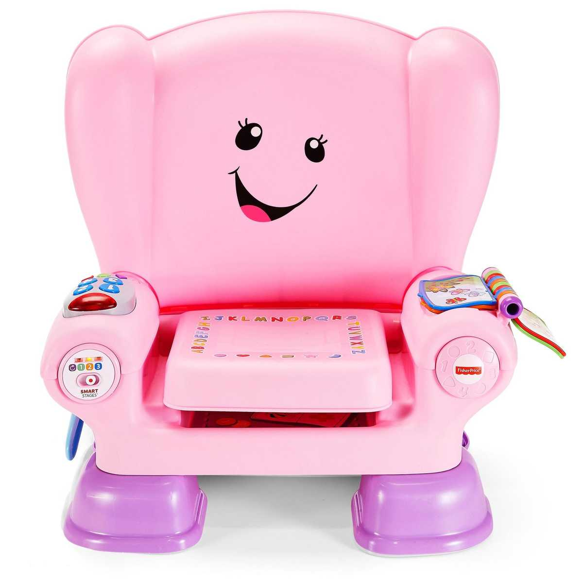 fisher price laugh and learn chair pink bungee walmart 10 best toys for toddlers that every parent must own smart stages