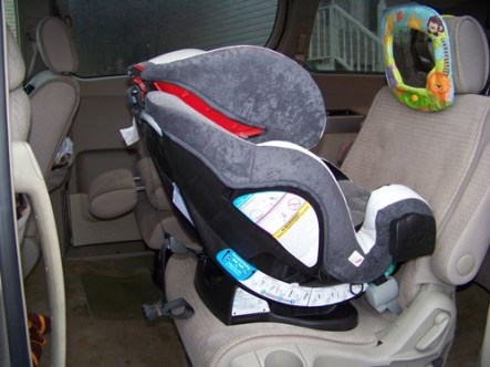 From the Archives…Happy Child Passenger Safety Week- Are you in the 75%?