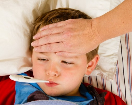 Fever-in-Children