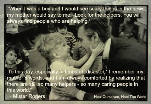 Look For The Helpers Themommydoctor Com