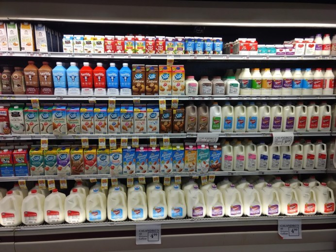 Soy? Almond? Rice? Pea? What's the Deal with Alternatives to Cow's Milk