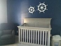 DIY Nursery Decorations - Nautical Wall Art