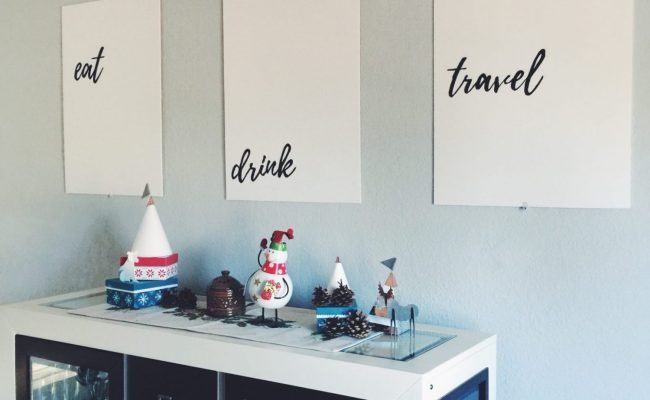 Dining Room Wall Art Diy Decor On A Budget Mommy My Way