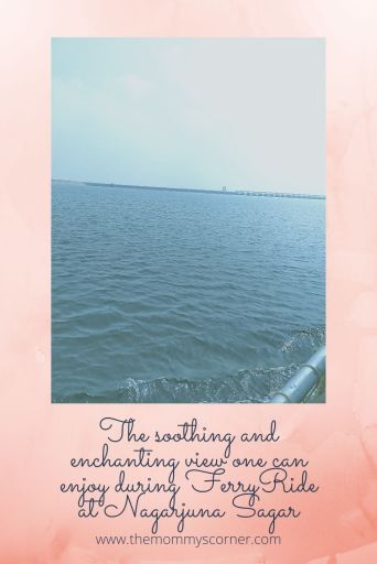 Ferry Ride At Nagarjuna Sagar Dam