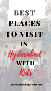 Best places for kids in Hyderabad