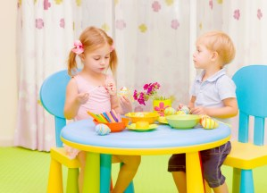 creative play in preschoolers