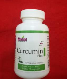 Curcumin supplement