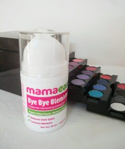 Mamaearth Bye Bye Blemishes Cream Review