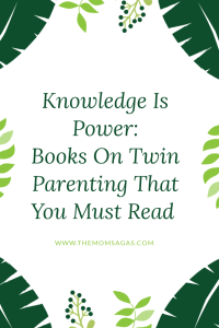 Books on twin parenting that you must read