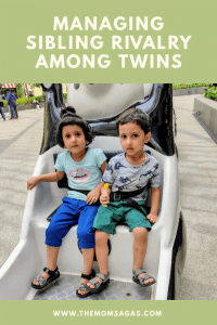 Managing Sibling Rivalry Among Twins