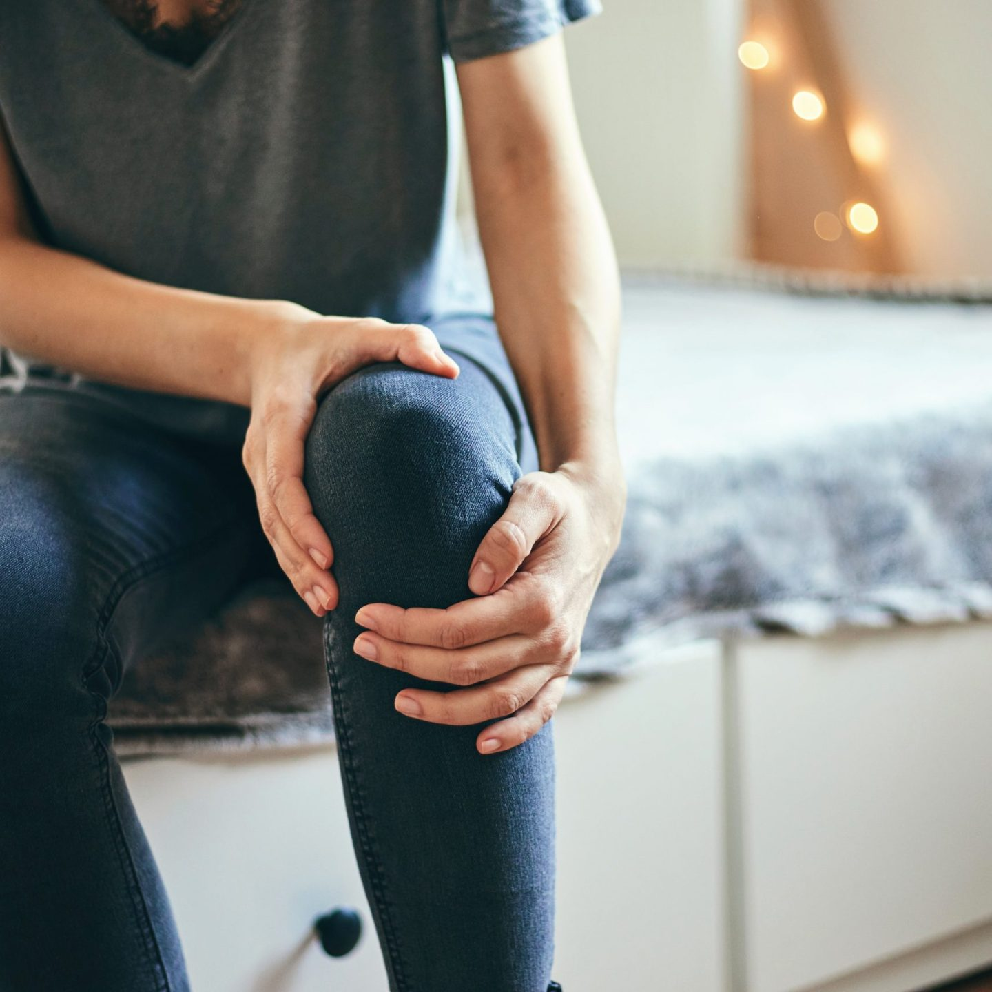 How to Get Relief from Postpartum Back and Knee Pain