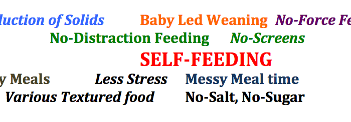 Solids/Self-feeding