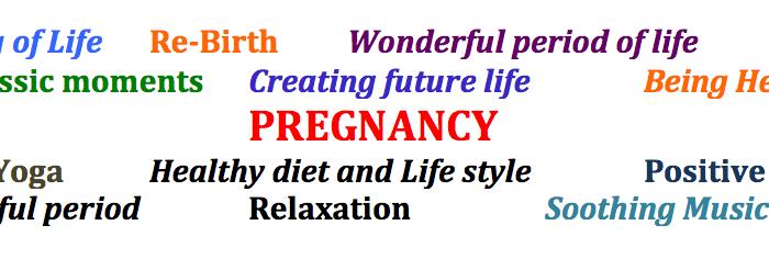 My journey of pregnancy