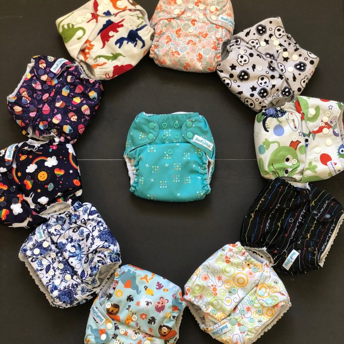 How to use cloth Diapering for kids