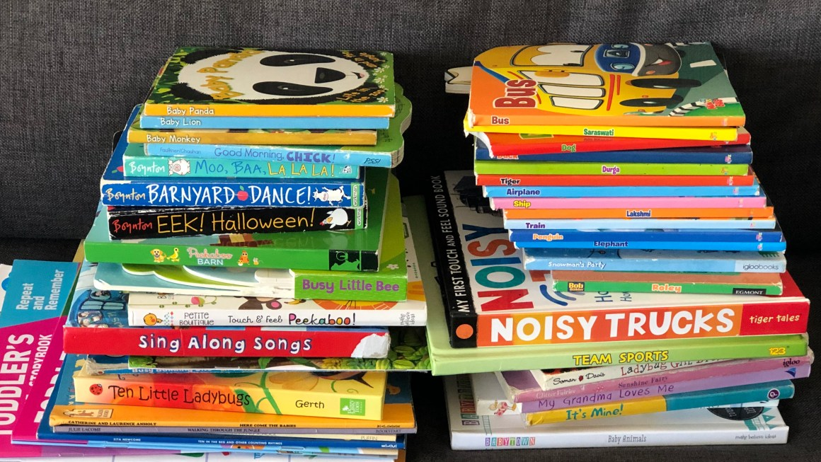 How to select kids book-Kids Book recommendation based on age