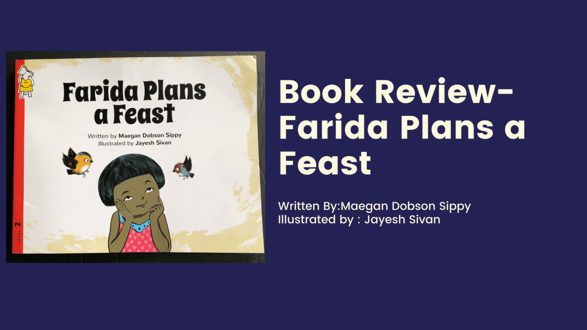 "Book Review-""Farida plans a Feast"""