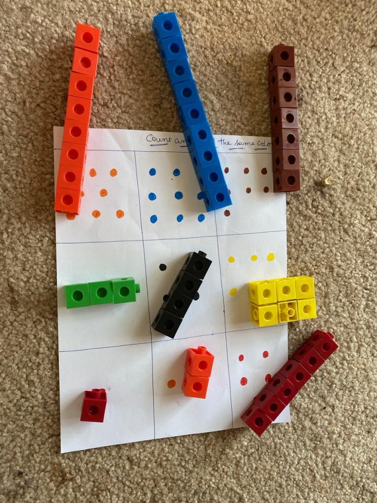 Basic math skill for kids