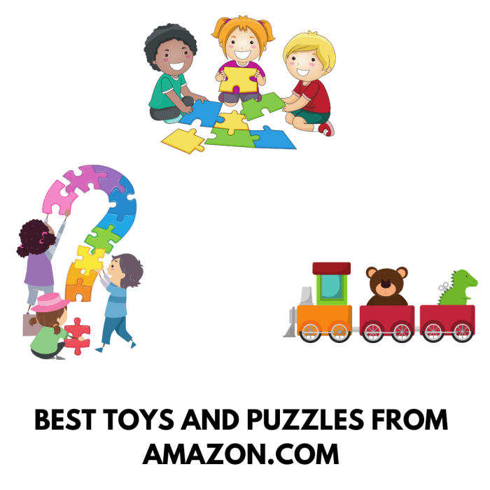 Best toys/puzzles to purchase from Amazon.com