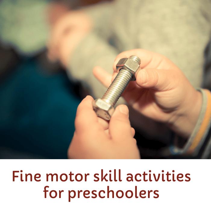 Best indoor activities for preschoolers