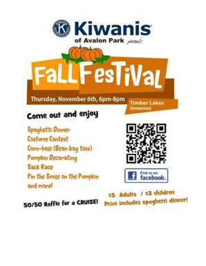 Avalon Park Kiwanis Fall Festival