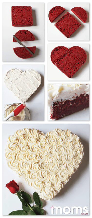 Red Velvet Cake (instructions)