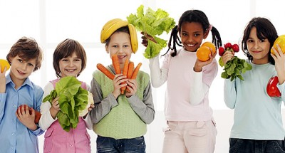 How to get kid to eat their veggies!