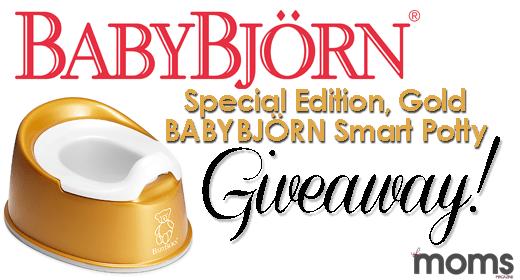 BabyBjorn Giveaway!