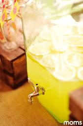 Pink Lemonade Party, Sarah B Lerdo Photography, The Moms Magazine