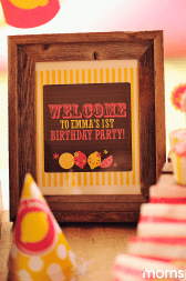Pink Lemonade Party, Sarah B Lerdo Photography, The Moms Magazine