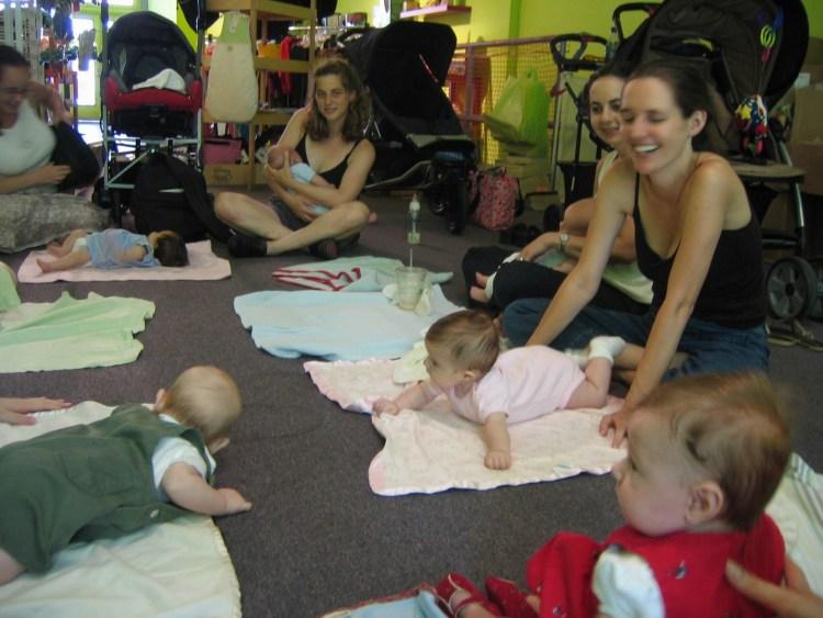 New Mom's Group Urban Monster 2004