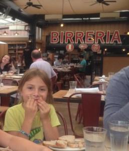 Bread Smiles at Birreria