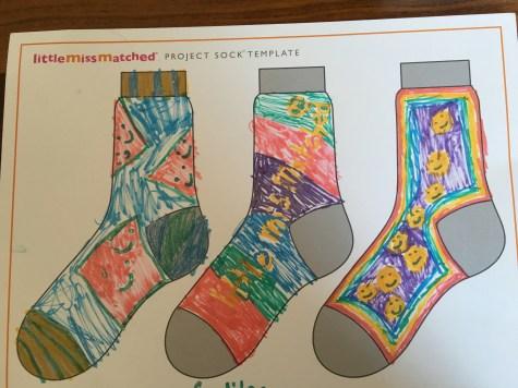 Project Sock (Photo by Antonia Martinelli/ TheMomtropolis)