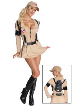 Adult Sexy Ghostbuster