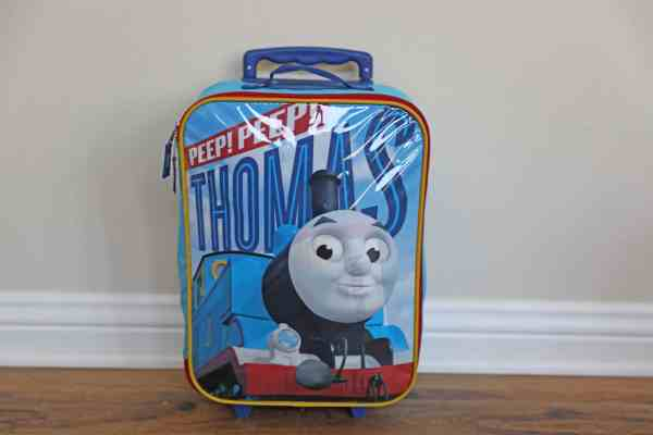 Carry Luggage Kids Of Ages Mom Trotter