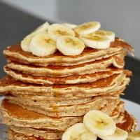 Pancakes complètes sans temps de repos