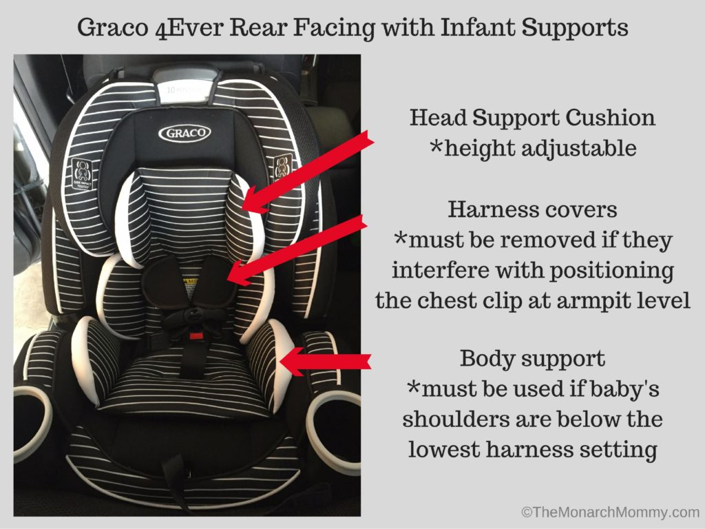 Graco 4Ever 4 in 1 Car Seat Review  TheMonarchMommy