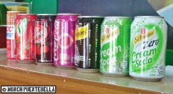 Their unique drinks in cans...