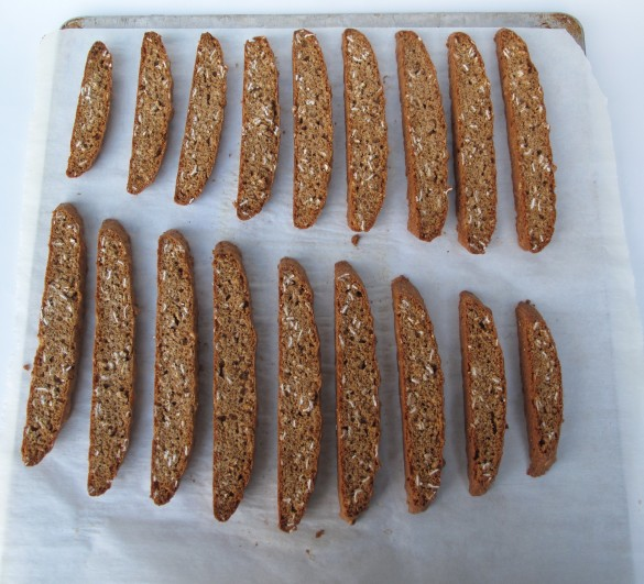 Cinnamon Maple Oat Biscotti | The Monday Box