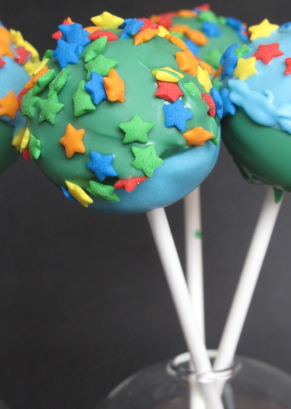 beginners cake pop
