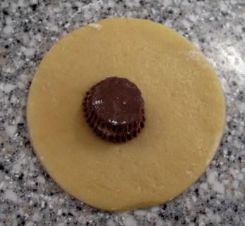 Hamantashen Pocket Cookies step one