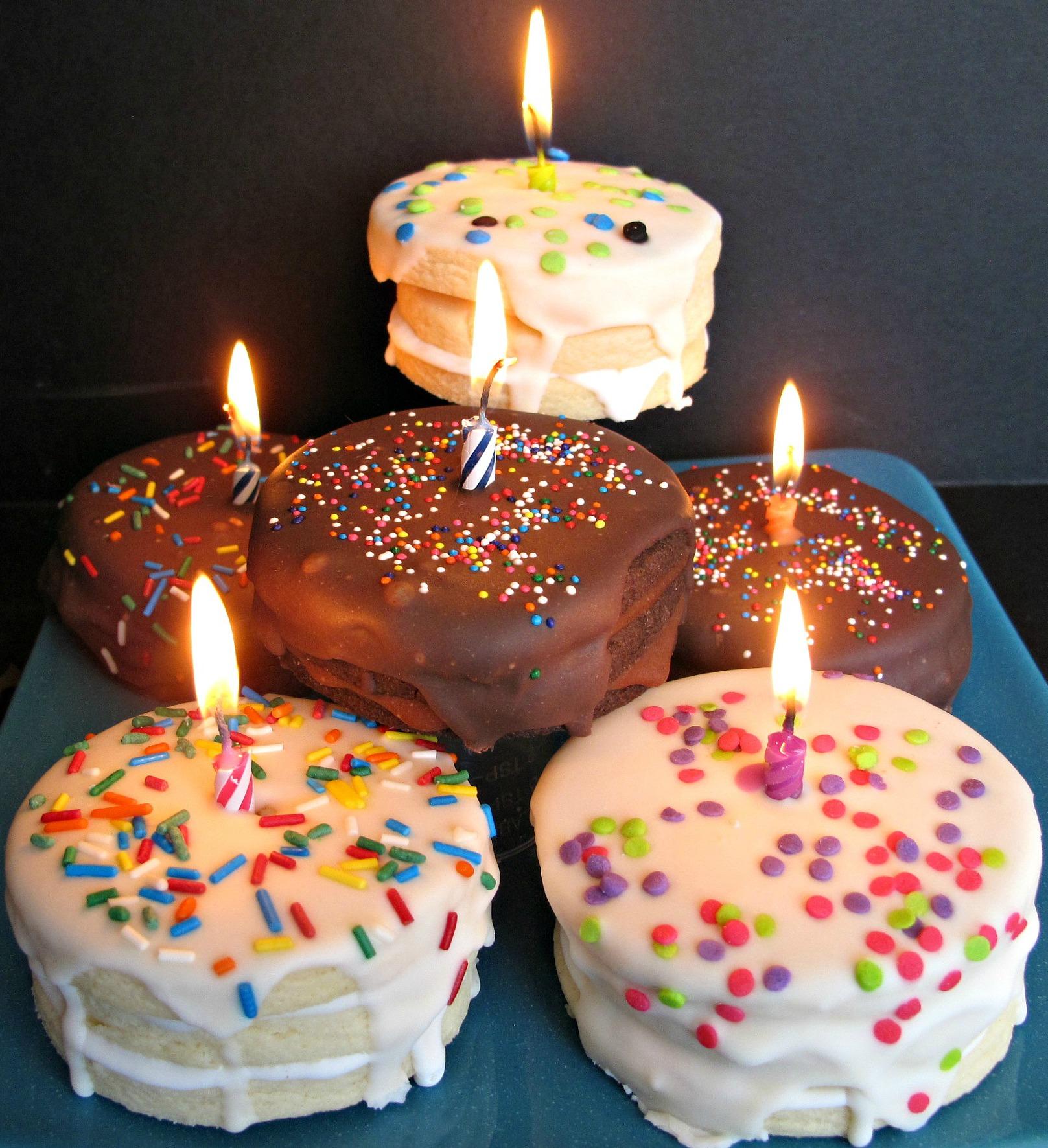 Birthday Cake Surprise Cookies The Monday Box