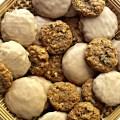Apple Raisin Oatmeal Cookies